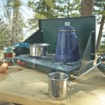 Coleman Gas Camping Stove Outdoor Cooking
