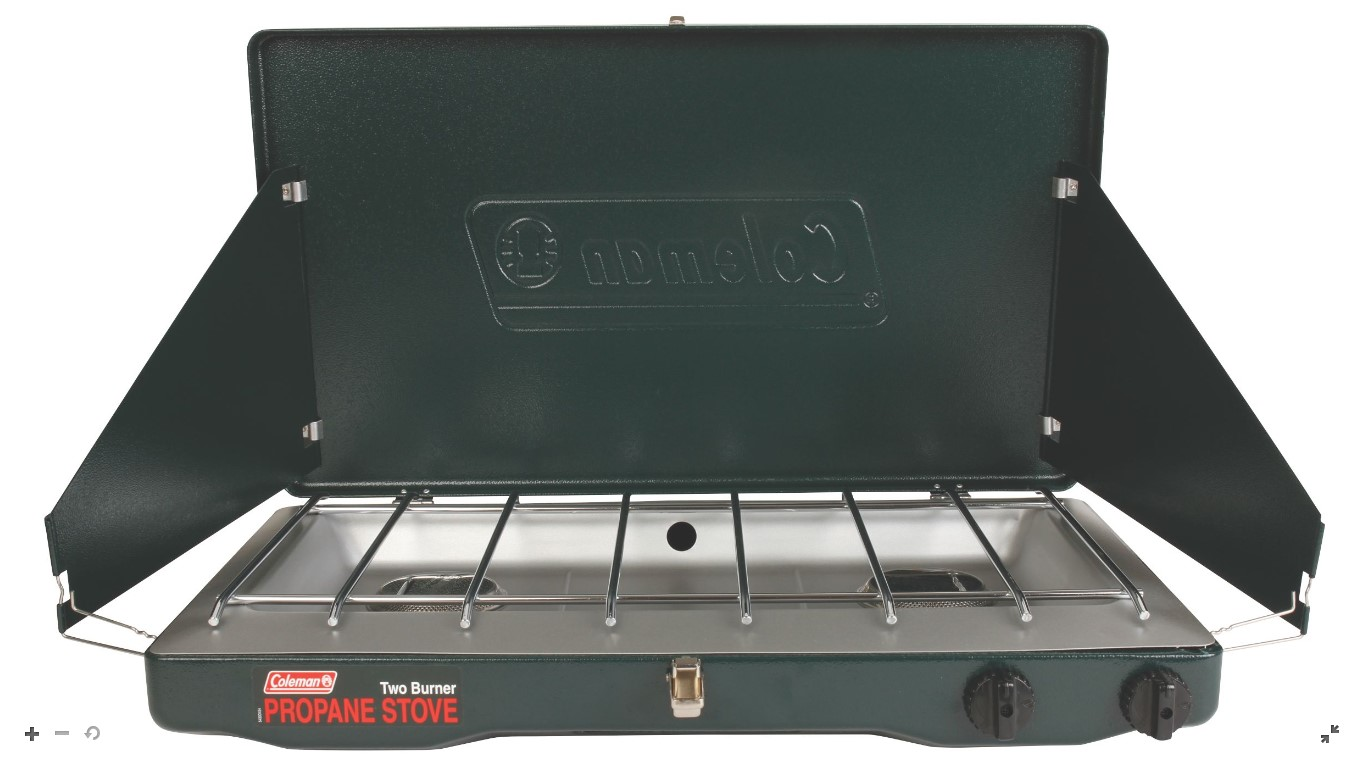 Coleman Gas Camping Stove Propane