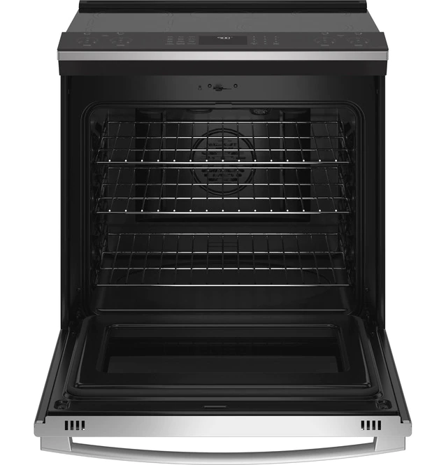 "GE Profile 30"" Electric Range PHS930YPFS Convection Oven"