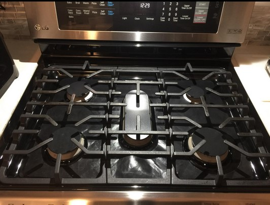 Stove Guard Review on Amazon