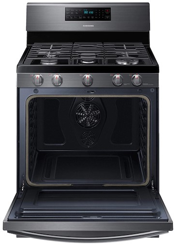 Samsung NX58T7511SG Convection Oven